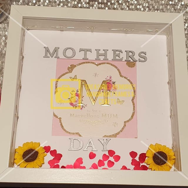 MOTHERS DAY PERSONALISED FRAMES
