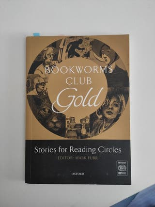 Book Worms Club Gold