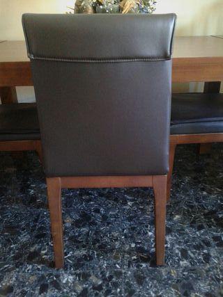 sillas de comedor 25 euros