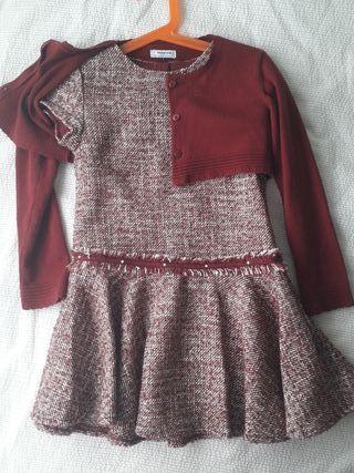 vestido mayoral 5 años