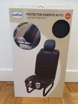 NUEVO - Protector asiento vehículo bebes Olmitos