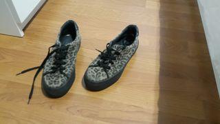 Zapatillas leopardo Coolway