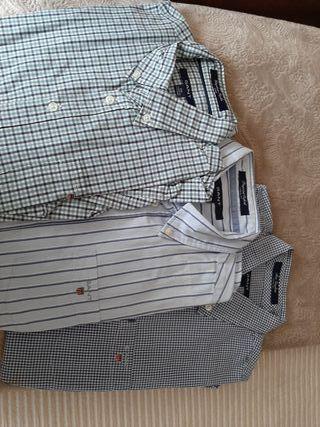 Camisas GANT