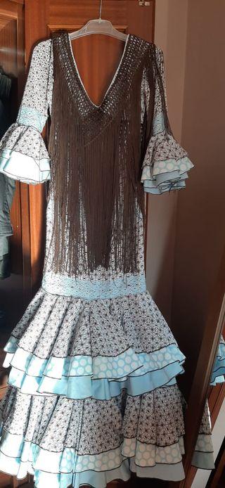 Traje flamenca/ traje gitana