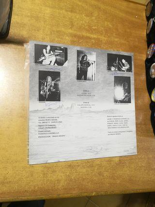 Magia negra Maxi LP heavy metal bcn