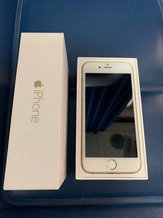 Apple iPhone 6 Gold 16GB Libre