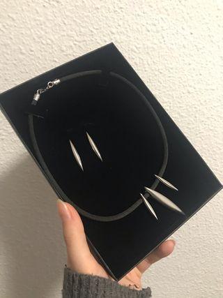 Conjunto de collar y pendientes NUEVOS
