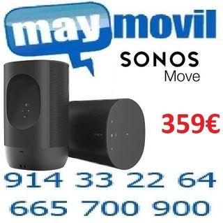 MOVE SONOS NUEVO -VALLECAS-