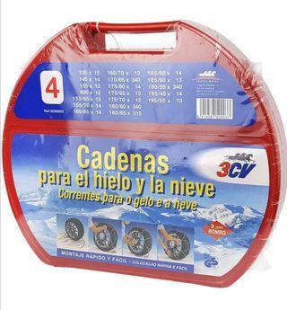 Cadena Nieve 3CV Grupo 4