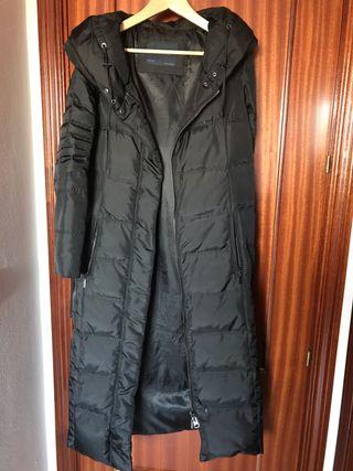 Plumífero Zara negro