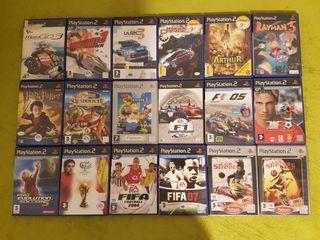 videojuegos de Playstation 2