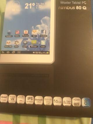 "Tablet Woxter Nimbus 8"""