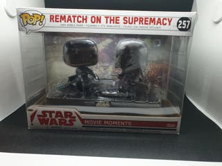 funko pop remat on the supremacy Star Wars