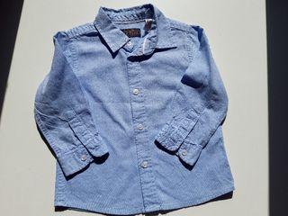 Camisa, niño. 12-18meses