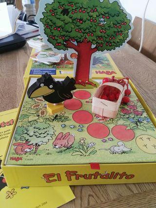 El Frutalito, juego de mesa educativo