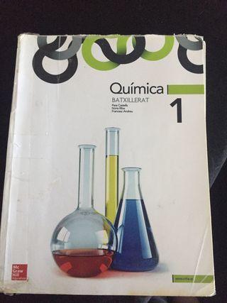 Libro de química de 1 de bachillerato