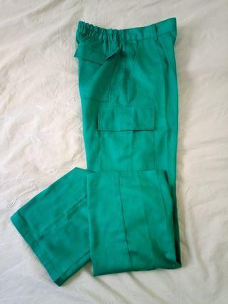Pantalón de trabajo talla 40