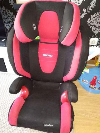 silla de coche Recaro monza nova