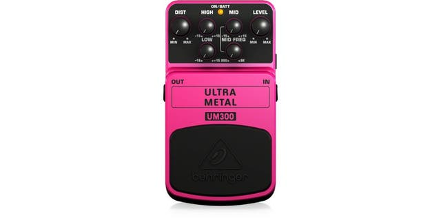 Distorsionador de Guitarra Behringer UM300