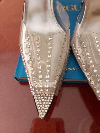 Zapatos de Lujo firma Española Magrit