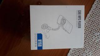 Transmisor FM Bluetooth Coche