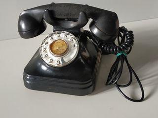Teléfono sobremesa vintage