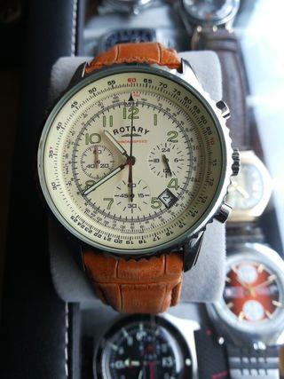 reloj /rellotge Rotary Chronospeed