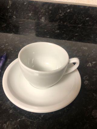 Taza café con leche
