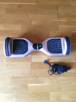 Hoverboard con blueooth