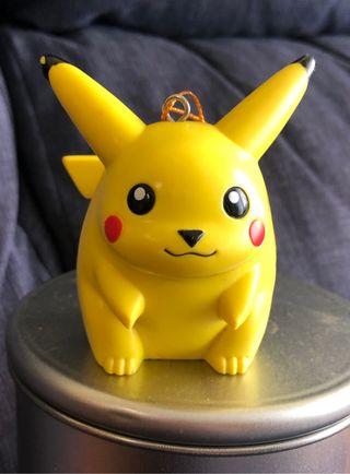 Muñeco Pokémon Pikachu