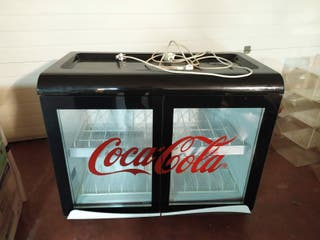 Nevera Cocacola grande