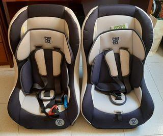 Sillas de bebe para coche prenatal