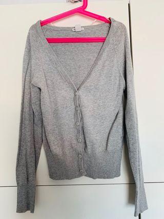 Cardigan gris H&M