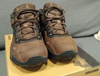 Zapatillas Salomon Elios 2 Brown EU40