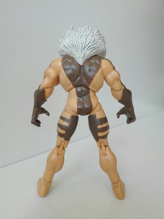 Figura De Dientes De Sable Marvel - Hasbro (2009)
