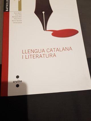 llengua Catalana y literatura