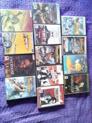Videojuegos Pc Originales