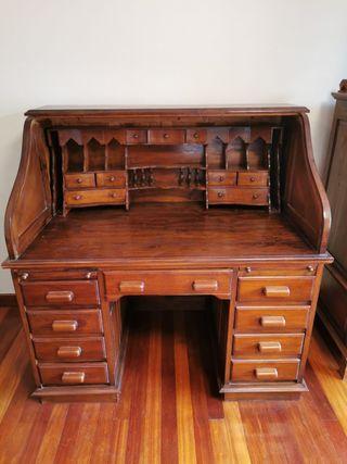Elegante escritorio secreter