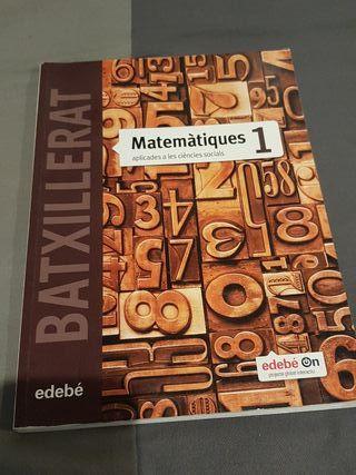 MatemáticasACS 1 bachillerato