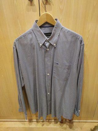 Camisa Pedro del hierro t.XL.Como nueva
