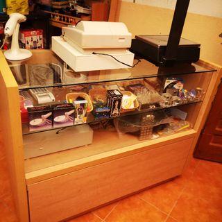 mostrador caja registradora báscula etc oferta