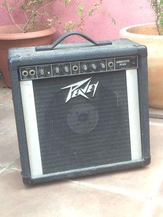 Amplificador de la guitarra Peavey