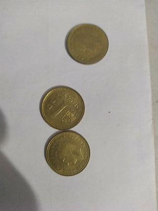 pesetas 80 españa 82