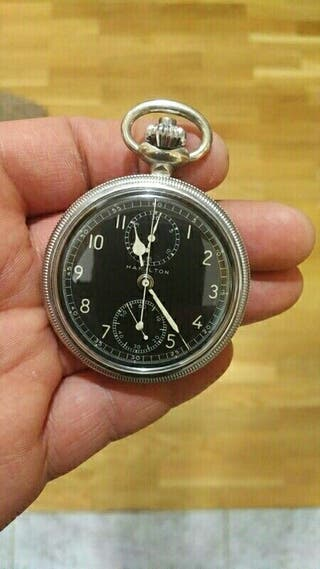 Reloj cronógrafo Hamilton