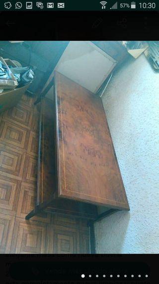 Mesa salón de casa madera masisa