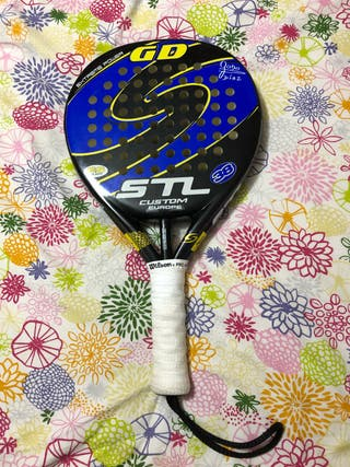 Pala padel steel custom GD