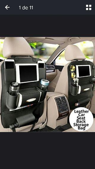 leather car , storage