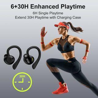 NUEVOS Auriculares Bluetooth 5.0 Deporte