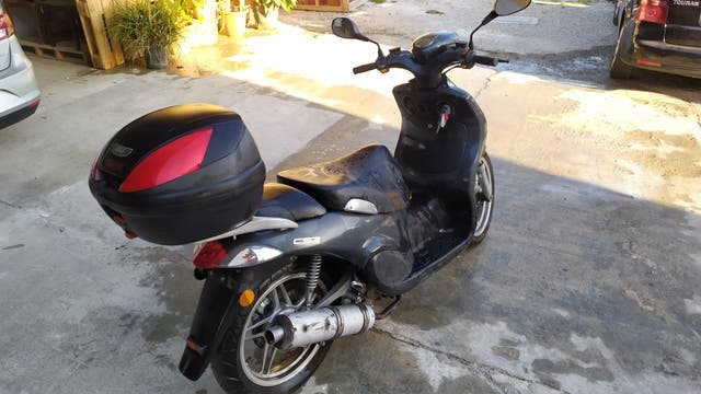 Scooter CSR Scoo 125