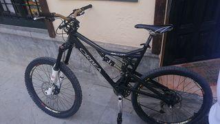 bicicleta de descenso orbea rallon